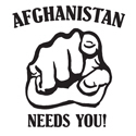 Afghanistan Needs You