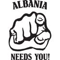 Albania Needs You