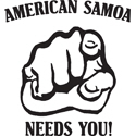American Samoa Needs You