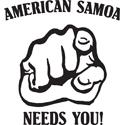 American Samoa Needs You