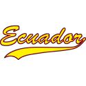 Retro Ecuador T-shirt
