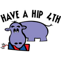 Have A Hip 4th T-shirt