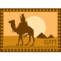 Camel Egypt T-shirts