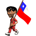3D Chile T-shirt
