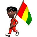 3D Guinea T-shirts