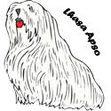 Lhasa Apso T-shirt, Lhasa Apso T-shirts
