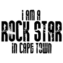 Rock Star In Cape Town