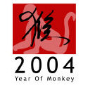 Year Of The Monkey T-shirt & Gift