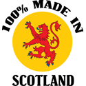 100% Made In Scotland