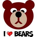 I Love Bears