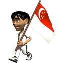 3D Singapore