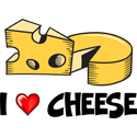 Cheese T-shirt, Cheese T-shirts