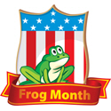 Frog Month