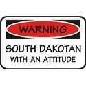Attitude South Dakotan