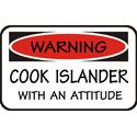 Attitude Cook Islander