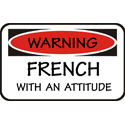 Attitude French