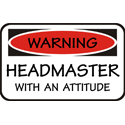 Headmaster T-shirt, Headmaster T-shirts
