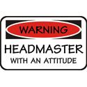 Headmaster T-shirt, Headmaster T-shirts