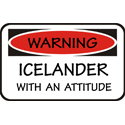 Attitude Icelander