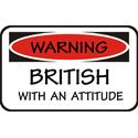 Attitude British