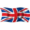 Wavy UK Flag