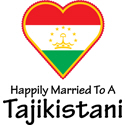 Married To A Tajikistani