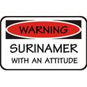 Attitude Surinamer