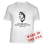 Mother Teresa T-shirt & Gift