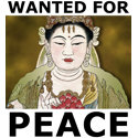 Wanted For Peace T-shirts & Gifts