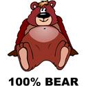 100% Bear