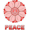Peace Flower T-shirt & Gift ~