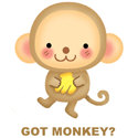 Got Monkey T-shirts & Gifts