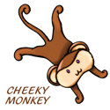 Cheeky Monkey T-shirt & Gift
