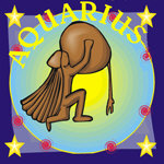 Aquarius Gifts & T-shirts, Aquarius T-shirt & Gift