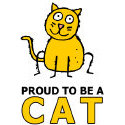 Proud To Be A Cat
