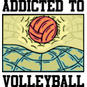 Addicted To Volleyball
