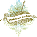 Guatemala Rocks
