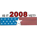 Is it 2008 yet?