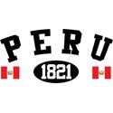 Peru 1821