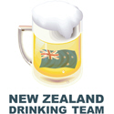 New Zealand Drinking Team