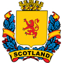 Stylish Scotland Crest