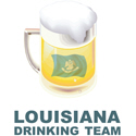 Louisiana Drinking Team