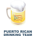 Puerto Rican Drinking Team