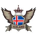 Iceland Emblem