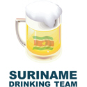 Suriname Drinking Team