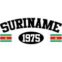 Suriname 1975