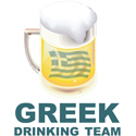 Greek Drinking Team