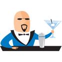 Bartender T-shirt, Bartender T-shirts