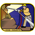 Miner T-shirt, Miner T-shirts