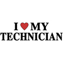 Technician T-shirt, Technician T-shirts